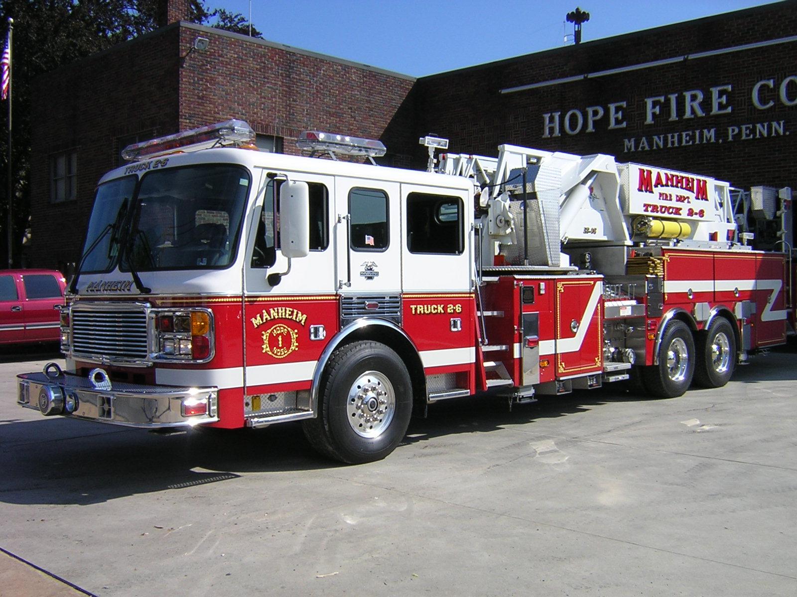 Manheim Fire Department